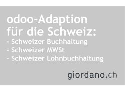 odoo Schweiz